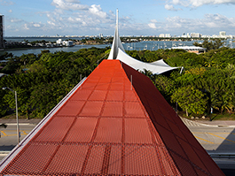 Spantek Expanded Metal Port of Miami Case Study